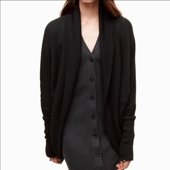 Wilfred Diderot circle sweater